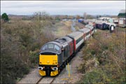 37510 leaving Long Marston