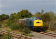 40145 in Honeybourne Sidings