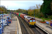 66133 and 4M71 at Hatton
